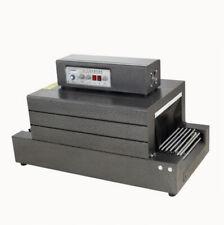 Universal Chain Type Packing Machine:220V Heat Shrink Tunnel Packaging MachineUS