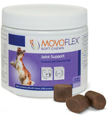 MovoFlex Soft Chews Joint Support for Medium Dogs 40-80lbs (60 count tub)