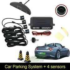 Hot  Parking Sensors LED Display Car Backup Reverse Radar System Alarm DD