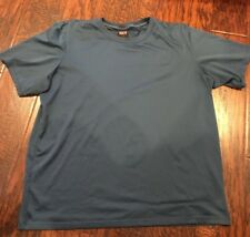 Patagonia Capilene Blue Shirt Base Layer Sz L Large VGUC
