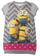 Vêtements à manches courtes en polyester pour fille de 3 à 4 ans