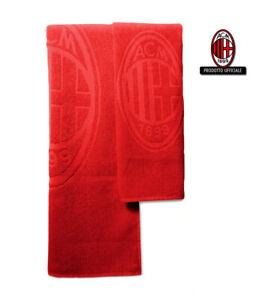 A.C. Milan Asciugamano e Ospite set spugna 2 pezzi towel set serviette Handtuch