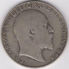 1909 Edward VII Silver Half Crown | British Coins | Pennies2Pounds