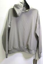 Zara Man traveler pull-over henley sweatshirt with pouch pocket sz L (M) NWT