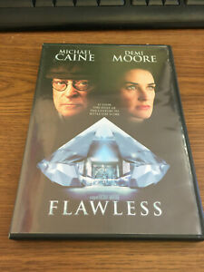 Flawless (DVD) Michael Caine
