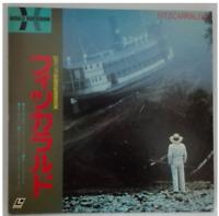 Werner Herzog FITZCARRALDO Laser Disc LD japan Klaus Kinski