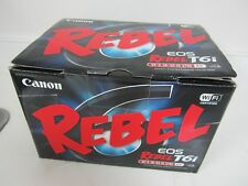 New Canon EOS Rebel T6i 24.2MP Digital Camera + EF-S 18-55mm f/3.6 IS STM Lens