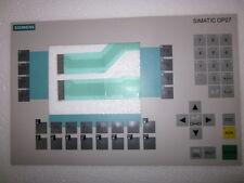 NEW SIEMENS OP27 6AV3627-1LK00-0AX0 6AV3 627-1lK00-0AX0 Membrane keypad #HQ2 YD