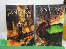 issue 1 & 2 Lantern City trevor crafts carlos magno archaia comics 2015 1st MINT