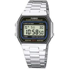 Casio 593 Gents Digital Quartz Chronograph Watch A164w