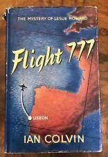 Flight 777 The Mystery of Leslie Howard War Time Secret Agent?