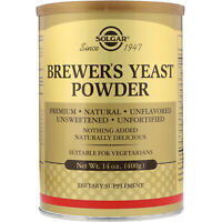 Brewers Yeast Powder 400g | Nothing Added | Amino Acids B-Vitamins Protein