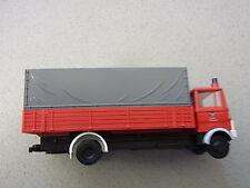 Busch MB LP 809 GW profesional de bomberos Berlín colección de colección