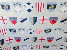 "JOHN LEWIS ""WILLIAM CREST"" FABRIC - 100% COTTON SOLD BY THE METRE"