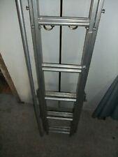 More details for light weight aluminium loft ladder, 3 section retractable.