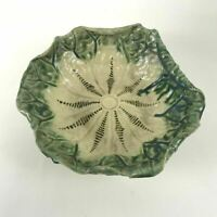 Old Japanese Earthenware Cabbage Bowl