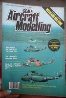 Scale Aircraft Modelling Magazine - March 1984 Vol 6 No.6 SEA KING