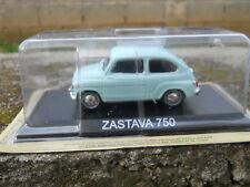 ZASTAVA 750 (FIAT 600 JUGOVLAVIA) - SCALA 1/43