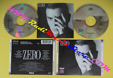 BOX 2 CD RENATO ZERO Zero 1987 italy ZEROLANDIA ZD 71539 (Xi3) no lp mc dvd