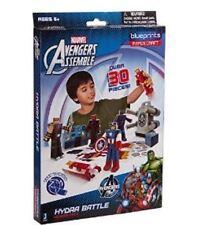 Avengers Assemble Hydra Battle Heroes Pack Iron Man Captain America Hawkeye Etc