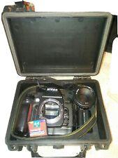 Nikon D D100 6.1MP Digital SLR Camera