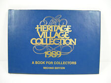 Dept 56 The Heritage Village Collection 1989 A Book For Collectors 2nd Edition