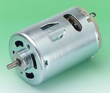 HS540 DC ELECTRIC MOTOR.6 TO 12V, FOR CHILD'S CAR.,QUAD BIKE,GO KART