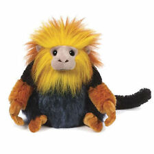 Webkinz Golden Lion Tamarin Plush New with Sealed Code Tag