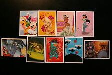 REWE Zauberhafte Weihnachten mit Disney 5 Sticker auswählen aussuchen wählen