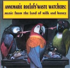 ANNE MARIE ROELOFS - MUSIC FROM THE LAND OF MILK & HONEY NEW CD