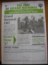 1987 Horse Racing: The 1987 Grand National, Land Travel/CRL Promotions Exclusive