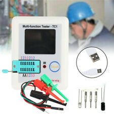 LCR-TC1 TFT Screen Display Multi-functional TFT Backlight Transistor Tester GER