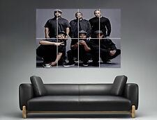 NWA Straight Outta Compton  RAPPER HIP HOP  Wall Poster Grand format A0  Print