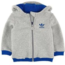 Adidas Originals Infant Boys Jacket Hoody AGE 3-4 ONLY