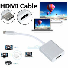 Type C to HDMI USB 3.0 Charger HUB USB-C Adapter Converter For Mac PC Laptop
