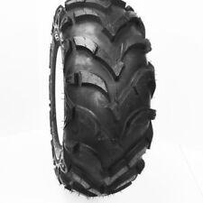 (2) 25X8-12 MUD LUG HP007 ATV Tires HEAVY DUTY pair of ATV TIRES Free Shipping