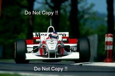 Mika Hakkinen McLaren MP4/11 San Marino Grand Prix 1996 Photograph