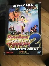 Battle Arena Toshinden Video Game Strategy Guides Cheats For