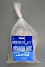 Desecación por aire Reforzado 12.5Kg newclay arcilla para modelar (Gris)