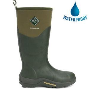 Muck Boots Muckmaster Womens Mens Wellies Neoprene Wellington Boots Size 4-13