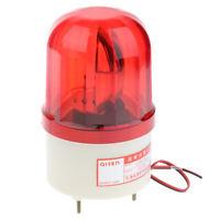 24V LED Flash lampeggiante a luce stroboscopica rotonda