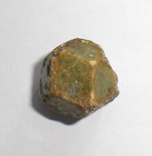 Grossular Edelsteinanhänger Grossular/Granat gebohrt 20mm x 17mm
