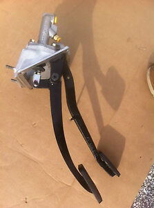 Jaguar XJS LHD Clutch/Brake  Pedal box NON  ABS With new  Cylinder & Pedal Pads