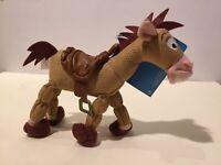 NWT DISNEY's Bullseye Horse toy story 2 plush Stuffed Animal Doll**FAST SHIP!!**