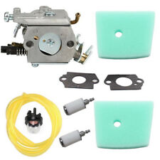 Carburetor Carb Tune Up Kit For Husqvarna 123C 123L 223L 323L C1Q-EL24 537186301