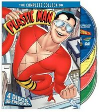PLASTIC MAN: COMPLETE COLLECTION [4-DISC]