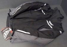 New Fly Racing Aurora Snowmobile Jacket Coat Black & Grey 470-4060 Medium M