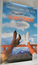 "Vintage Movie Poster ""LEAVING NORMAL"" (1992) With Christine Lahti & Meg Tilly"