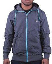 Bench Men's Grey Iden Hooded Spring/Fall Jacket 2XL XX-Large BMKA1402B NWT