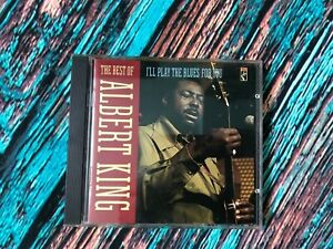 ALBERT KING THE BEST OF,ILL PLAY THE BLUES FOR YOU 1987